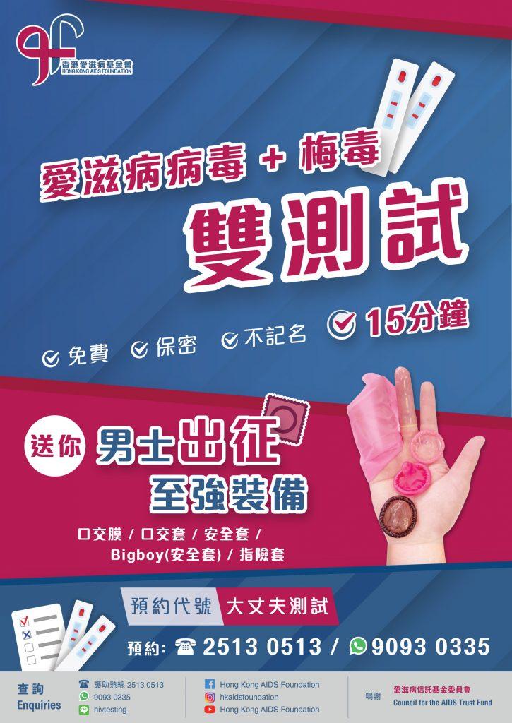 Attachment 1 - Poster for 大丈夫測試